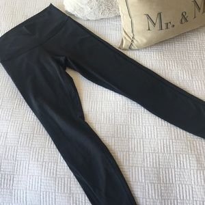 Lululemon 7/8 Black Pants